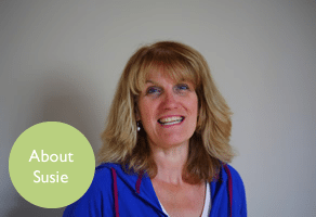 Susan Barrington, Pilates instructor in Chippenham